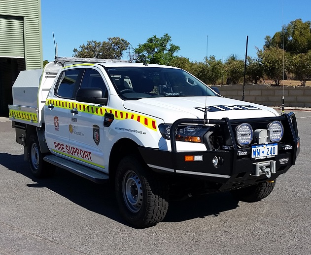 Fire Support Vehicle